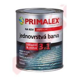Barva na kov 3v1