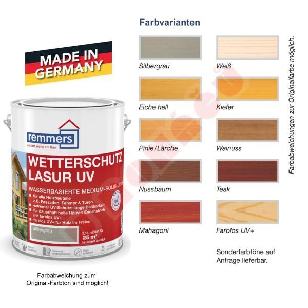 remmers aidol wetterschutz lasur uv 0 75 l barvy laky u noh. Black Bedroom Furniture Sets. Home Design Ideas