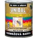 UNIBAL FERMEŽOVÁ BARVA O2025 1000 BÍLÝ 1 KG