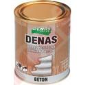DENAS Beton 0,7 KG - vrchní vodou ředitelná barva na beton