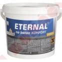 ETERNAL na beton KOMFORT šedý 4,8 KG - dvousložkový epoxidový matný email s možností aplikace na čerstvý beton