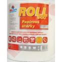 Papírové utěrky ROLL 950 (v roli 932 útržků, 182 m)