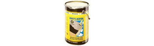 Reflexol - asfaltohliníkový nátěr