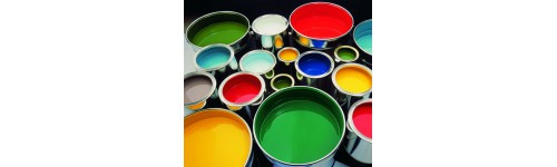 Barvy na dřevo a kov - výprodej