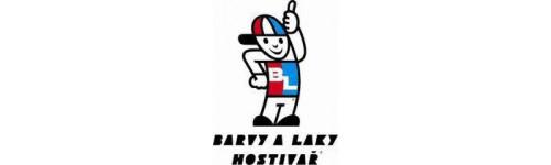 BAL HOSTIVAŘ - malířské barvy, laky, lazury, emaily, oleje
