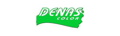 DENAS - ekologické barvy na dřevo, kov, beton a stěny