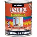 LAZUROL - NA OKNA STANDARD S2015 1000 bílý 0,6 L