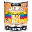 LAZUROL TIXOTROPNÍ LAK S1091 LESK 0,375 L
