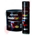 Alkyton Kovářská barva černá - sprej 400 ml