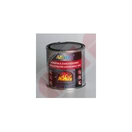 Alkyton Kovářská žáruvzdorná barva černá 750 ml