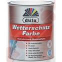 Düfa Acryl Wetterschutzfarbe - Akrylátová univerzální barva AUB 2,5 l