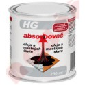 HG absorbátor oleje a mastných skvrn 250 ML