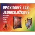 EPOXIDOVÝ LAK JEDNOSLOŽKOVÝ 0,7 L HB-LAK