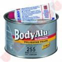 Bodyalu 255 - Dvousložkový polyesterový stěrkový tmel s hliníkem