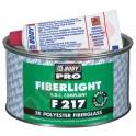 Body fiberlight F217 500 ML - Dvousložkový odlehčený polyesterový stěrkový tmel