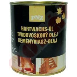 PNZ -Tvrdovoskový olej ( PNZ HARTWACHS -ÖL) 2,5 L BEZBARVÝ