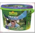 TRAVÍN - hnojivo na trávník FLORIA 4 KG