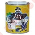 Düfa Acryl Seidenmattlack - Akrylátový email hedvábně matný RAL 9010 BÍLÝ ASM 0,75 l