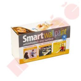 Chytrá zeď - Smart Wall Paint 6m2 - Bílá