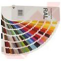 Vzorník barev RAL - vzorkovnice RAL