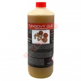 Tungový olej 0,5 L (čínský dřevní olej)