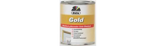 Gold - Zlatěbronzová barva ZBB