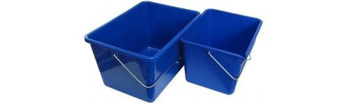 Malířské kbelíky a vaničky