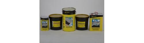 Hydroizolace, asfaltové nátěry a směsi