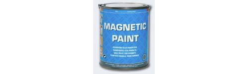 Magnetická barva - Magnetic Paint