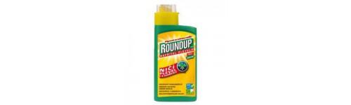 Roundup aktiv - totální herbicid
