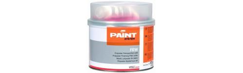 PAINT SYSTEM - Polyesterové tmely