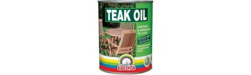 Lazurovací laky a oleje