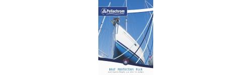 PELLACHROM - lodní nátěry, marine, nátěry kovu a kamene