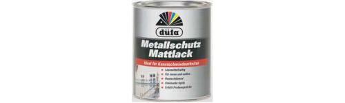 Metallschutz Mattlack - černá kovářská barva