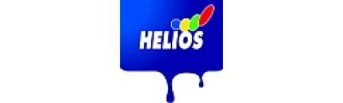 Helios- malířské a fasádní barvy, laky, lazury, emaily