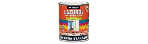 LAZUROL - NA OKNA STANDARD - S2015