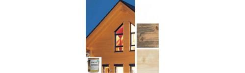 Nátěry na dřevo pro vnější použití